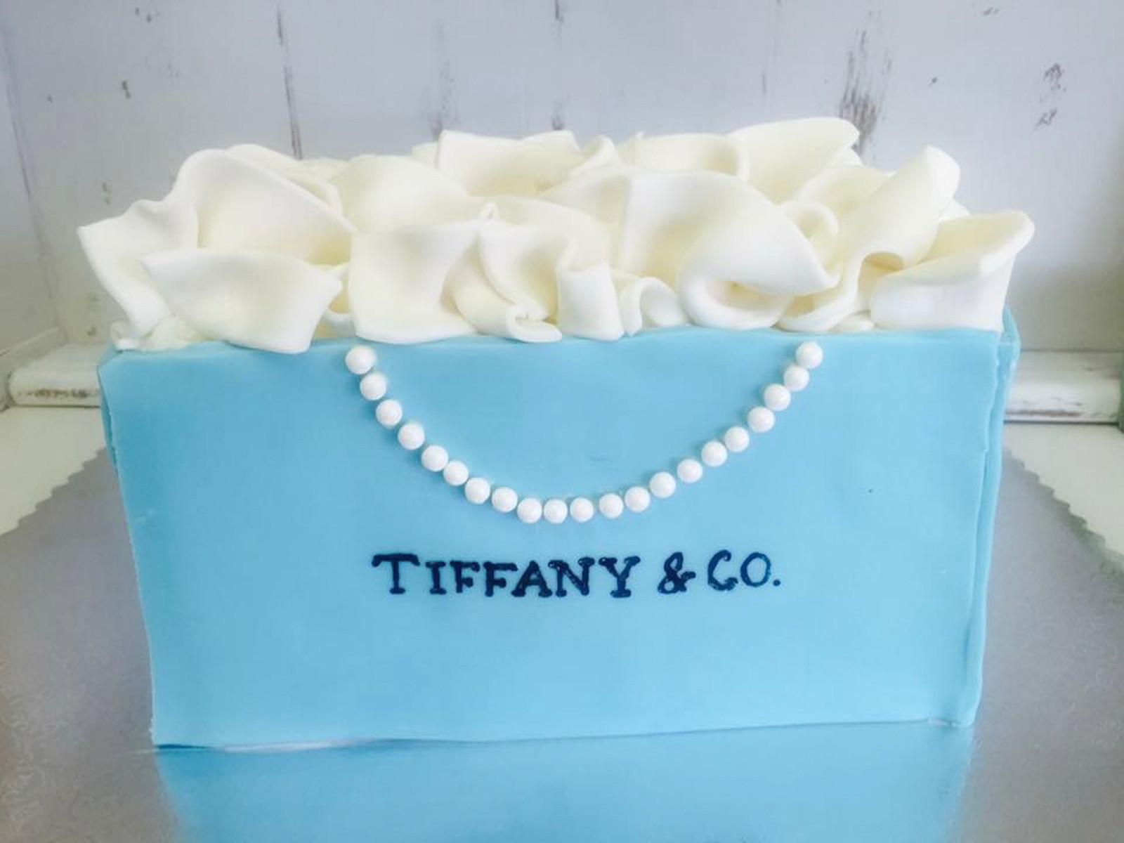 Birthday Cakes For Tiffany