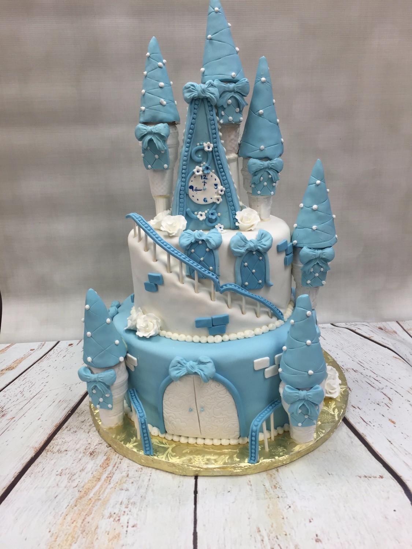 Cinderella Cake Pictures