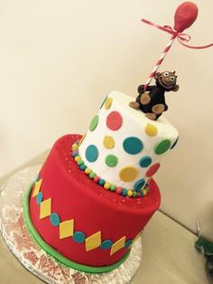 Little Money Birthday Cake