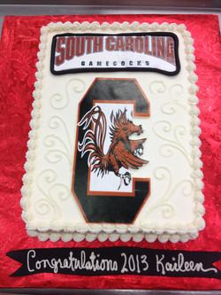 College Graduation Cakes