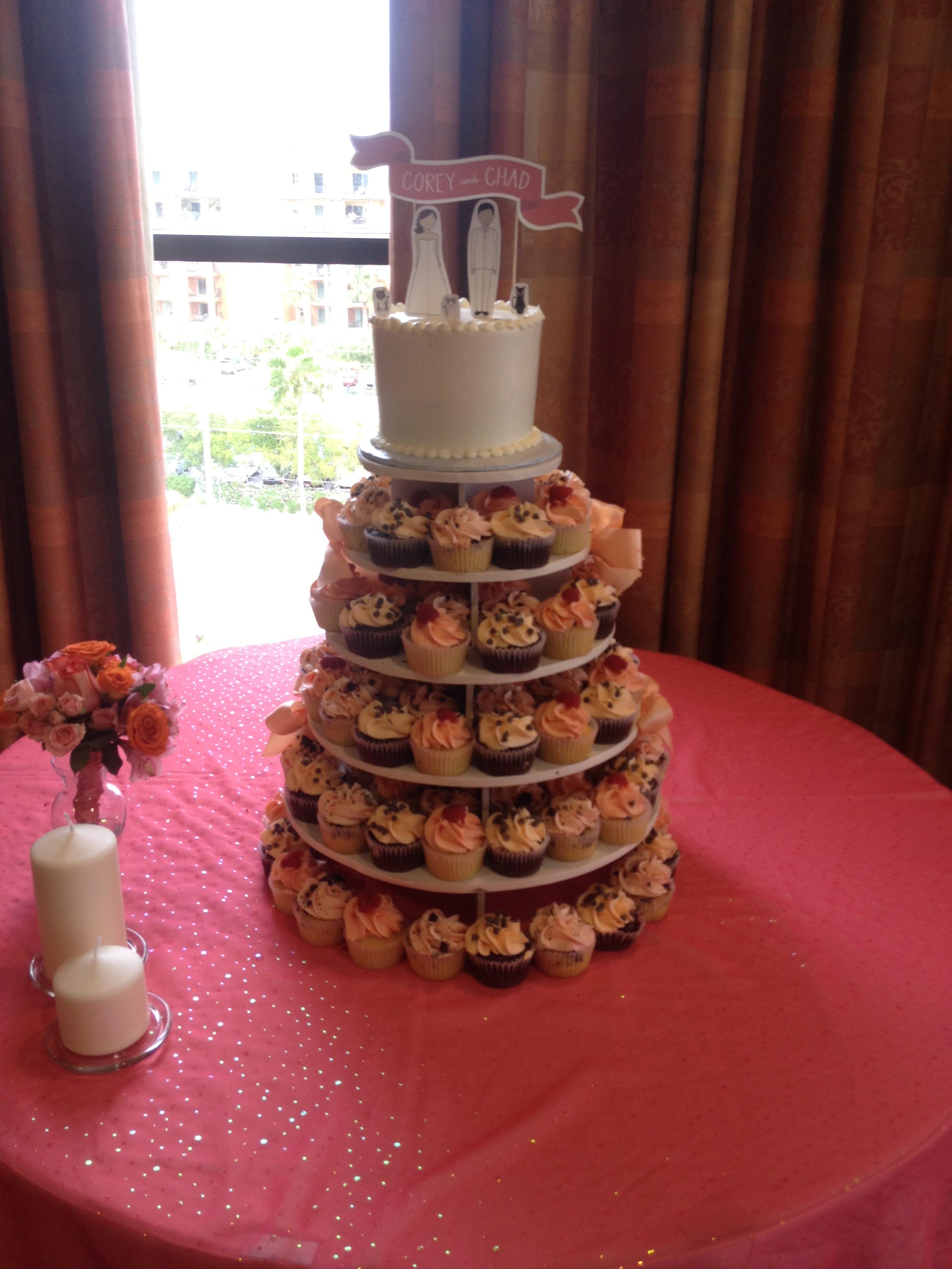 Wedding Cupcake Bakery