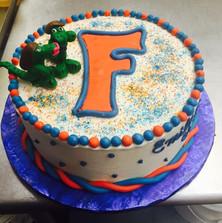 Florida Gators grooms cake