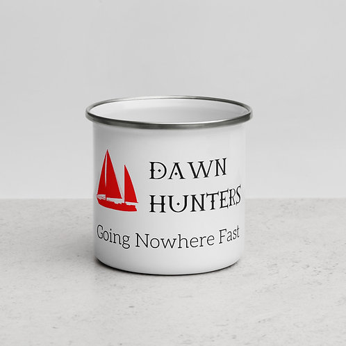 Enamel Mug - Dawn Hunters