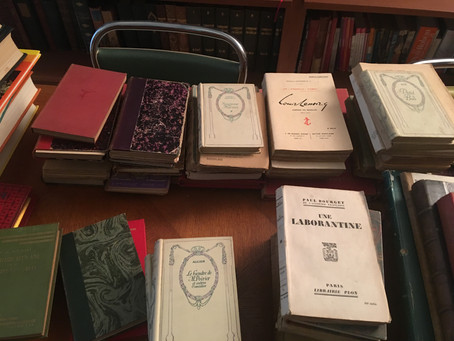 Livres, dictionnaires, revues…
