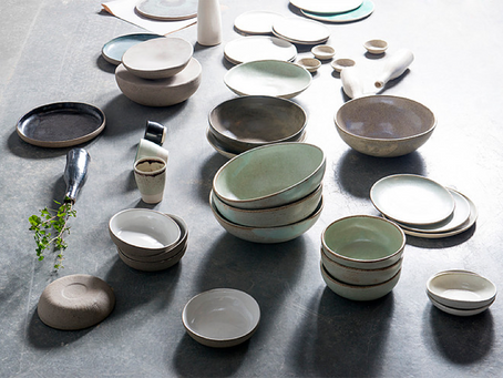 Vaisselle, casseroles et autres ustensiles de cuisine