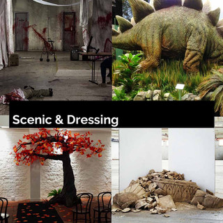 Scenic & Dressing