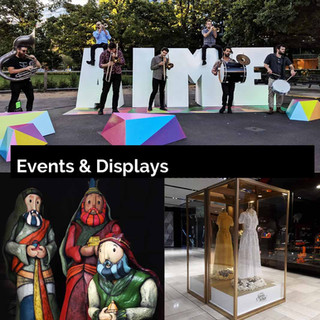 Events and Displays