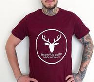 T-Shirt personnalisé pour ResinWoodFR