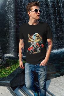 Impression numérique t-shirt homme personnalisé