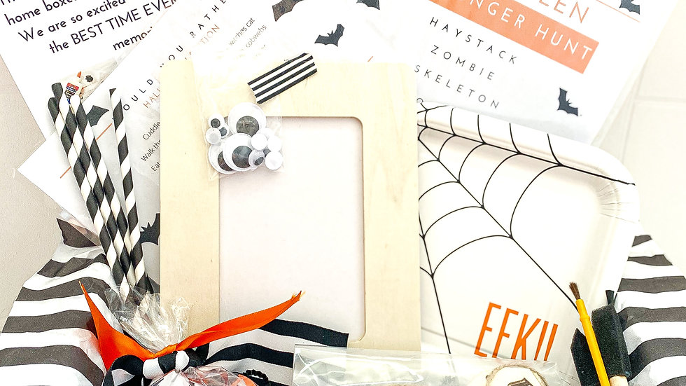 Party at Home : Halloween Box