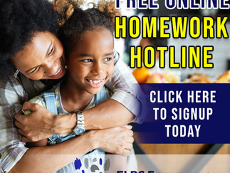 How our free online tutoring service is helping underprivileged families with kids... We care!