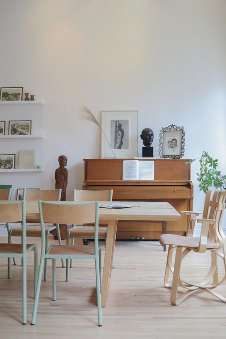 Tribeca Loft | Design w Care | NYC