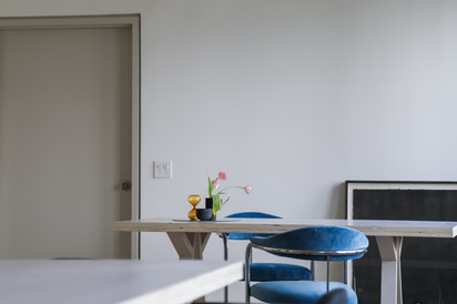 Based In | Design w Care | NYC Coworking space design