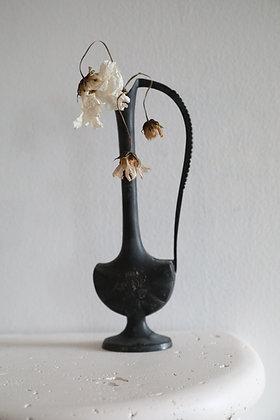 Antique Iron Vase