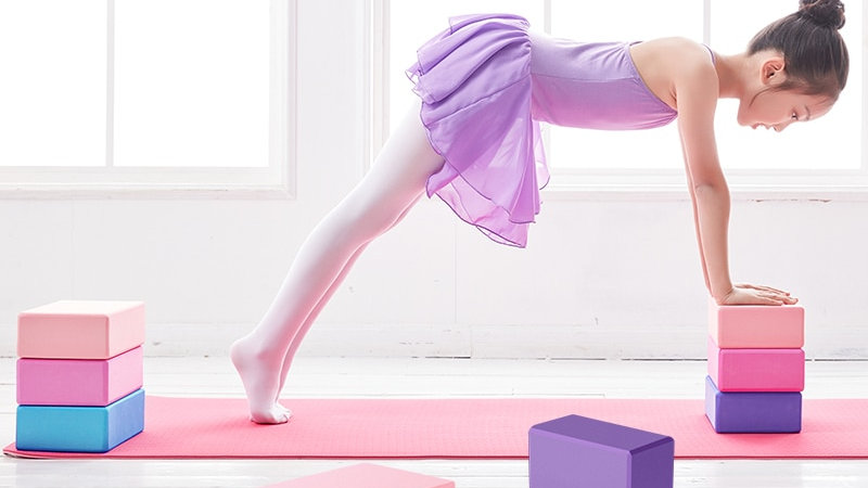 High Density Yoga Block