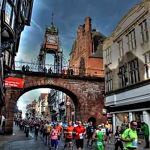 Chester Marathon 2018