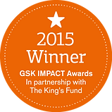GSK Impact Award Winner
