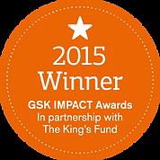 GSK Impact Award Winner