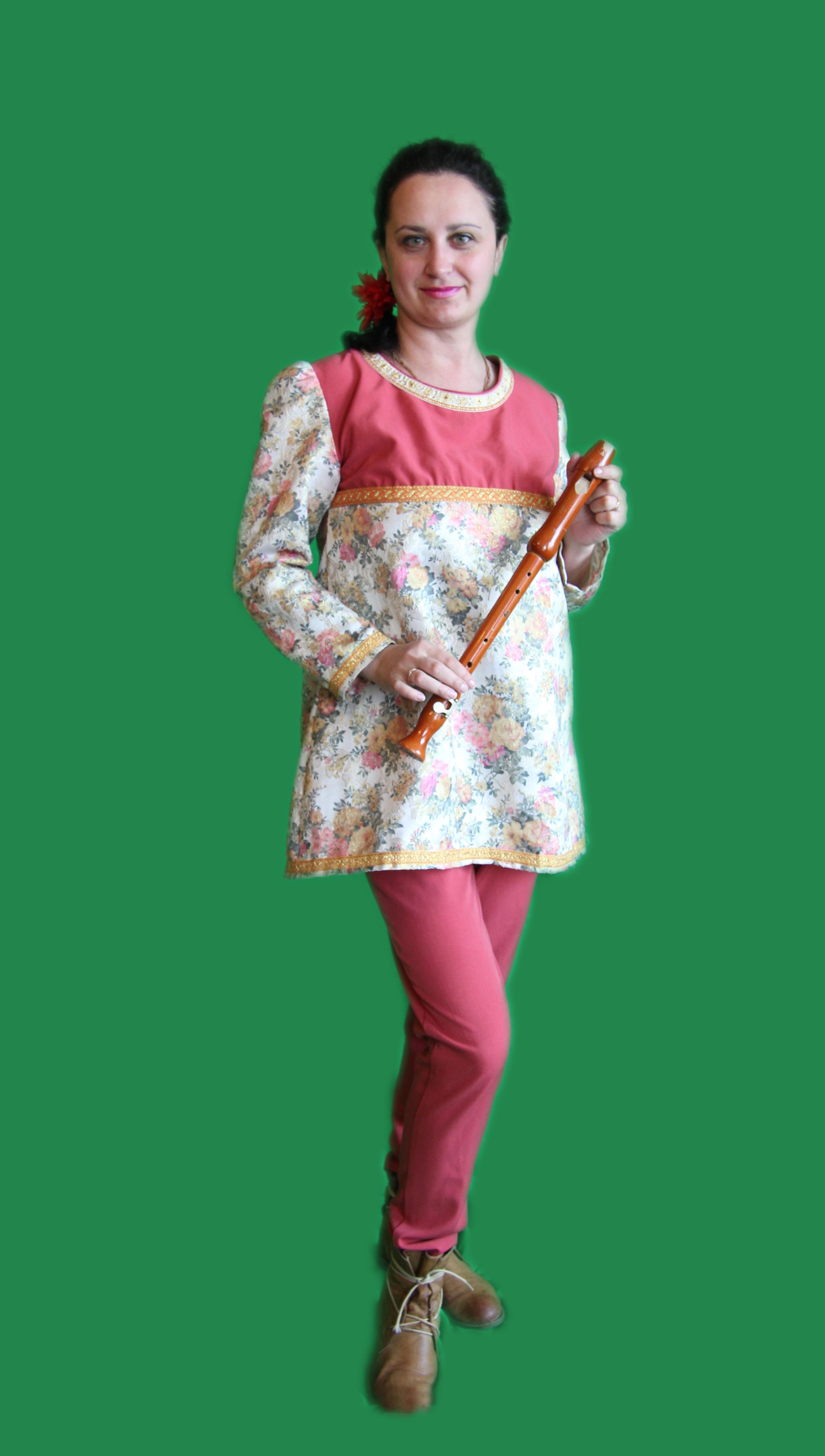 Фольклорный костюм
