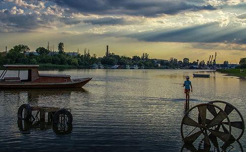 1  место города и села Бутенко Вечерний