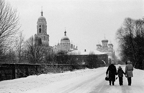 На Рождество 3 место года и села Пальчик
