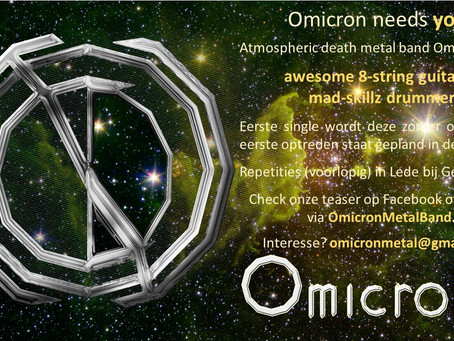 A year in the life of Omicron