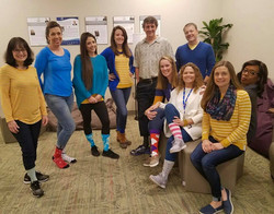 Rockin' our Socks for Autism Awareness!