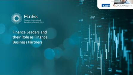 Finance Leaders and their Role as a Finance Business Partner