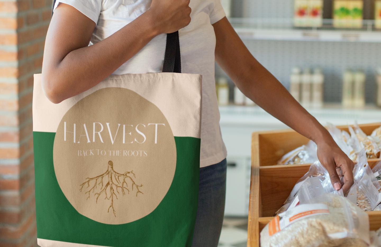 Harvest Logo Concept
