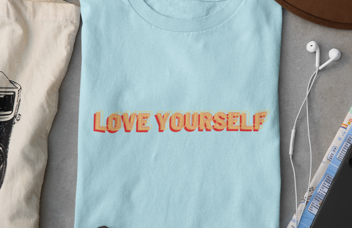 Love Yourself T