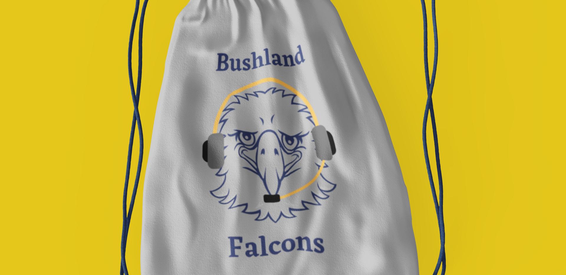 Bushland Falcons Bag