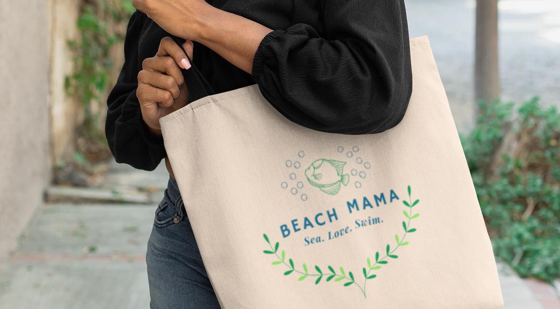 Beach Mama Bag