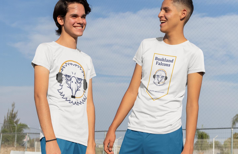 Bushland Falcons Tshirts