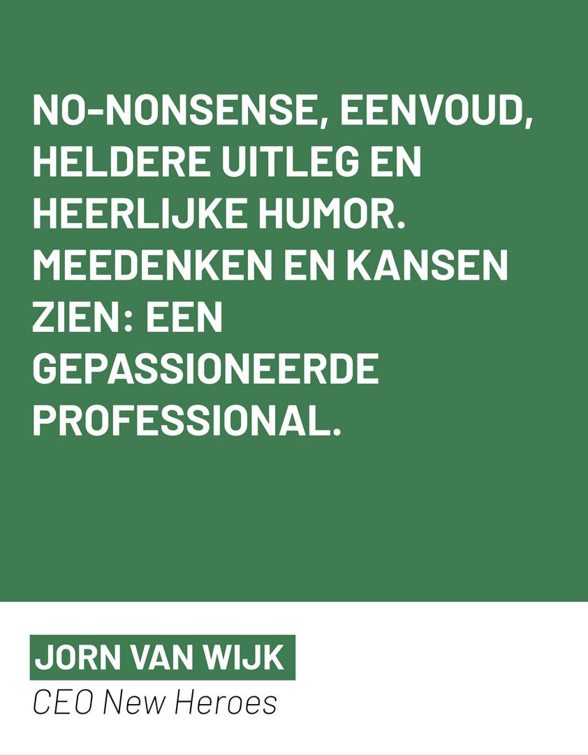 Jorn van Wijk