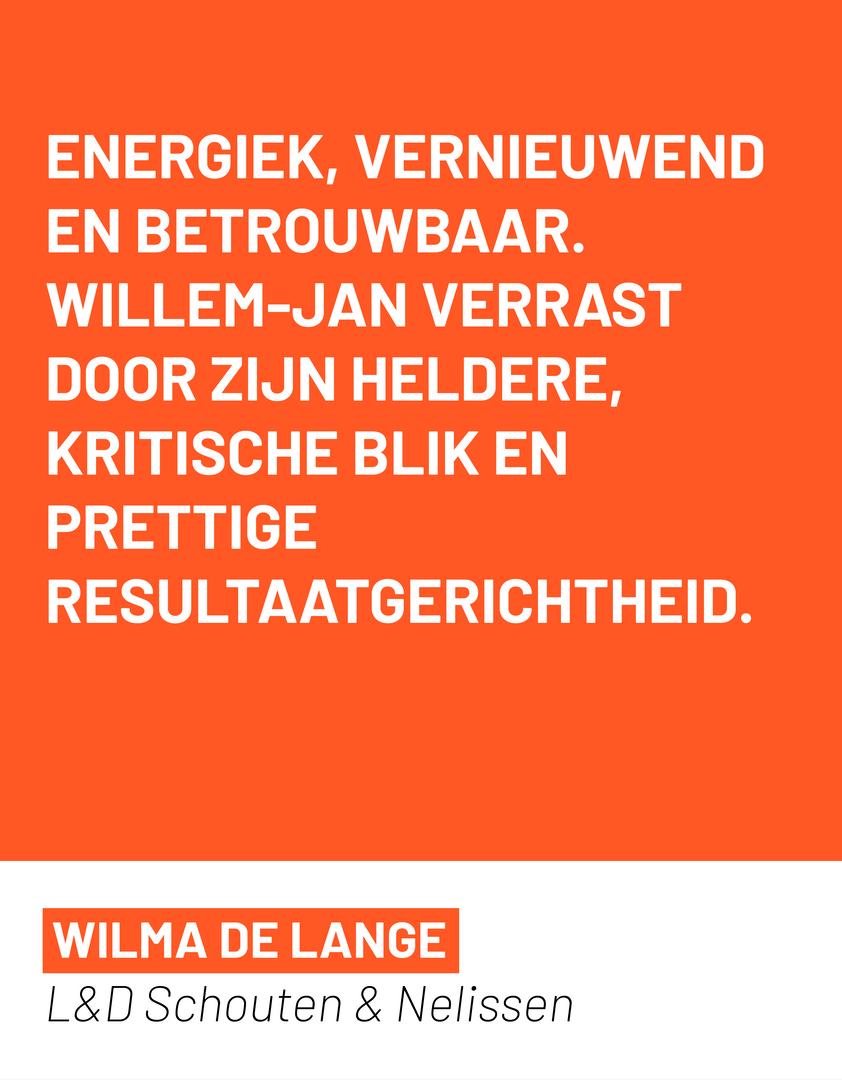 Wilma de Lange