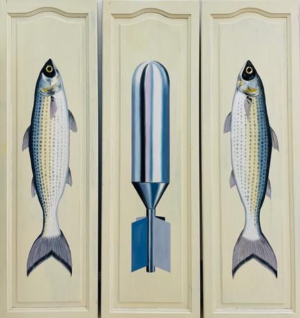 ״הדג מביא מזל ותקווה לחיים טובים יותר״... מחיר השתיקה.