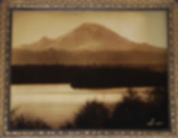 seattle art appraiser, seattle antique appraiser, seattle art appraisal, seattle antique appraisal, asahel curtis, orotone, goldtone photograph