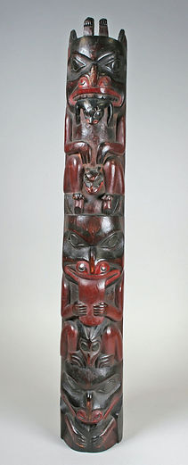Haida Tlingit First Nations Northwest Co