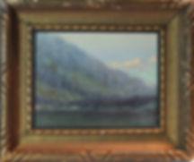 seattle art appraiser, seattle antique appraiser, seattle art appraisal, seattle antique appraisal, sydney laurence, painting