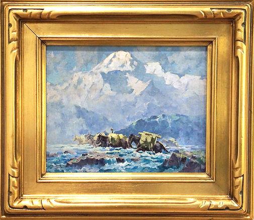 Eustace Paul Ziegler Alaskan Four Mt McK