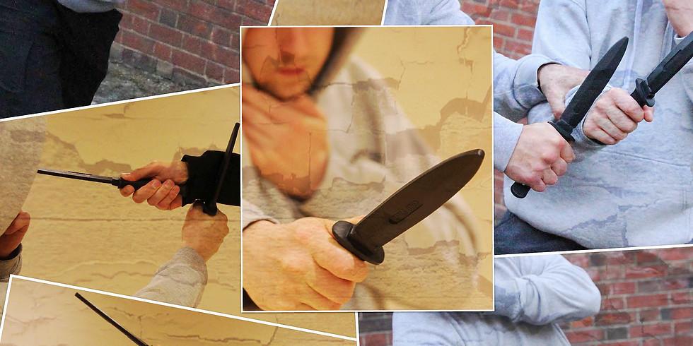 Knife Defense Tactics & First Aid Seminar (1)