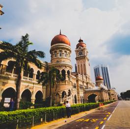 Sultan's Palace - Kuala Lumpur