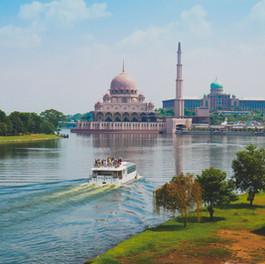 Masjid Putra River - Kuala Lumpur