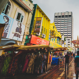 Quotidian Hustle - Kuala Lumpur