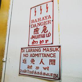 Danger Signs - UM