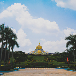 The Golden Dome - Istana Negara
