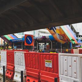 Street Signs - Kuala Lumpur