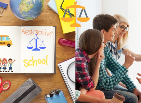 Restorative schools: Building healthy relationships and a better society