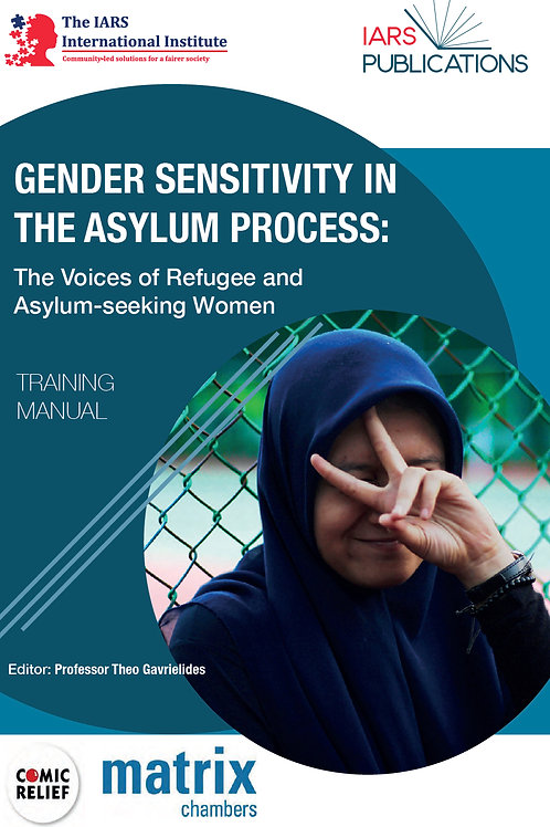 Gender sensitivity in the asylum process: Training manual