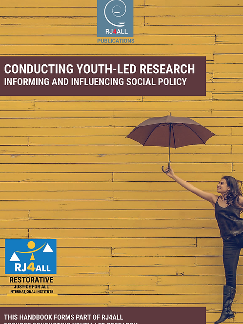 Conducting youth-led research: Handbook